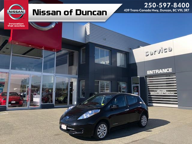 2016 Nissan LEAF S (Stk: 9L8797A) in Duncan - Image 1 of 18