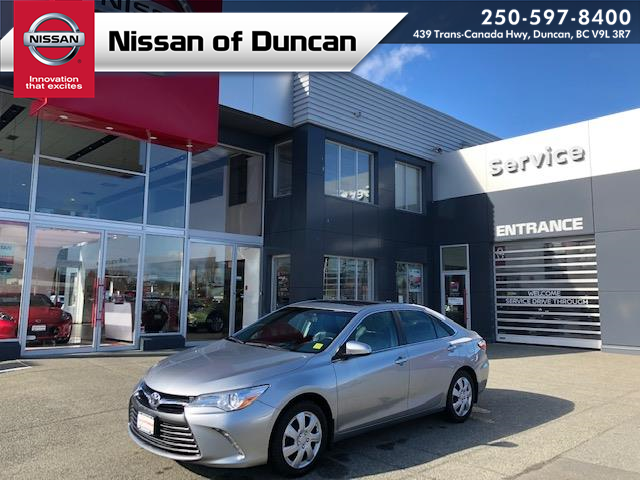 2015 Toyota Camry XLE V6 (Stk: 9R7451A) in Duncan - Image 1 of 19