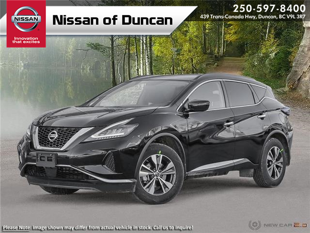 2020 Nissan Murano S (Stk: 20M2699) in Duncan - Image 1 of 23