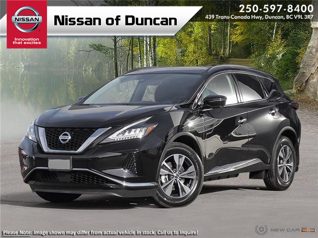 2020 Nissan Murano SV (Stk: 20M2651) in Duncan - Image 1 of 23