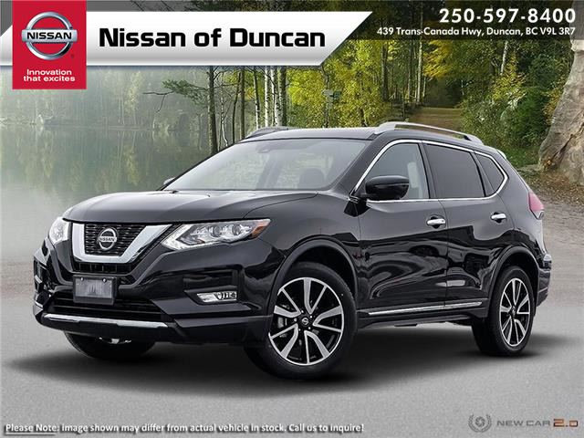 2020 Nissan Rogue SL (Stk: 20R4626) in Duncan - Image 1 of 10