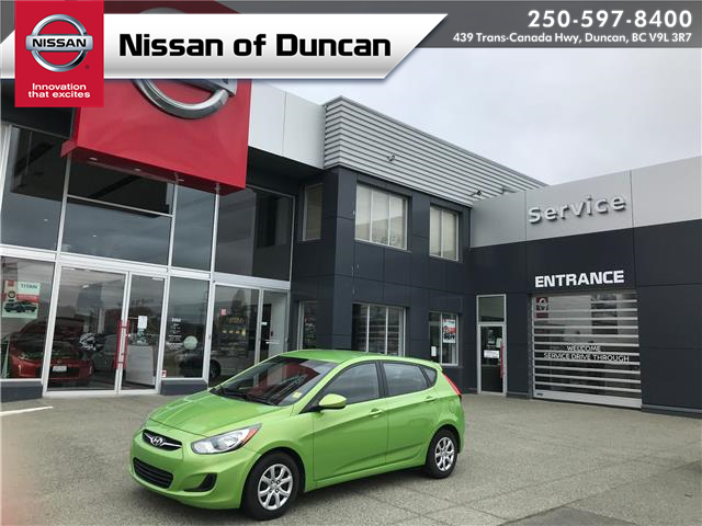 2014 Hyundai Accent L (Stk: 9K8888A) in Duncan - Image 1 of 19