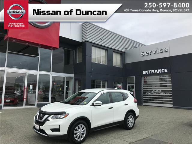 2018 Nissan Rogue S (Stk: 20L3047A) in Duncan - Image 1 of 20