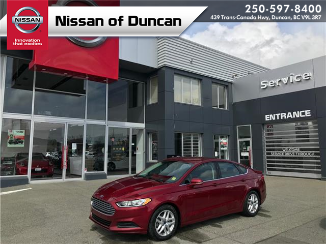2016 Ford Fusion SE (Stk: 9R2040A) in Duncan - Image 1 of 20
