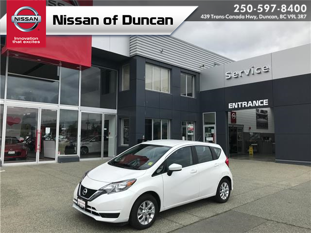 2018 Nissan Versa Note 1.6 S (Stk: P0152) in Duncan - Image 1 of 21