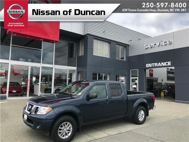 2017 Nissan Frontier SL (Stk: P0155) in Duncan - Image 1 of 20