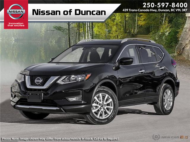 2019 Nissan Rogue SV (Stk: 20R4326A) in Duncan - Image 1 of 22