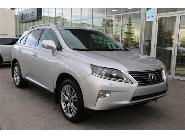 2013 Lexus RX 350 Base (Stk: 200008A) in Calgary - Image 1 of 8