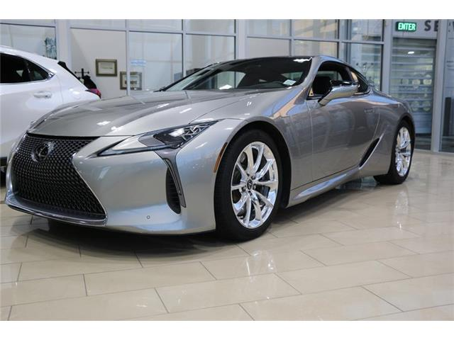 2018 Lexus LC 500 Base (Stk: 3990A) in Calgary - Image 1 of 10