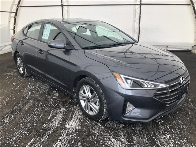 2020 Hyundai Elantra Preferred (Stk: 16118D) in Thunder Bay - Image 1 of 15