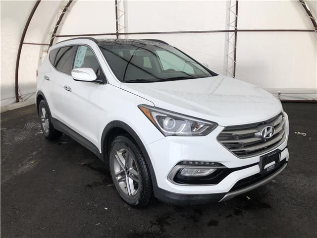 2017 Hyundai Santa Fe Sport 2.4 Luxury (Stk: 16696A) in Thunder Bay - Image 1 of 18