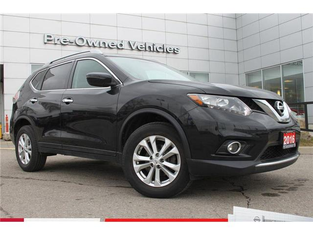 2016 Nissan Rogue SV (Stk: P5918) in Toronto - Image 1 of 12