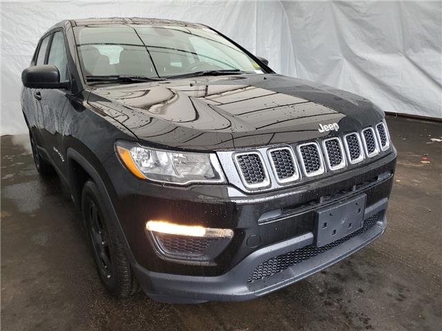 2020 Jeep Compass Sport (Stk: 201105) in Thunder Bay - Image 1 of 10