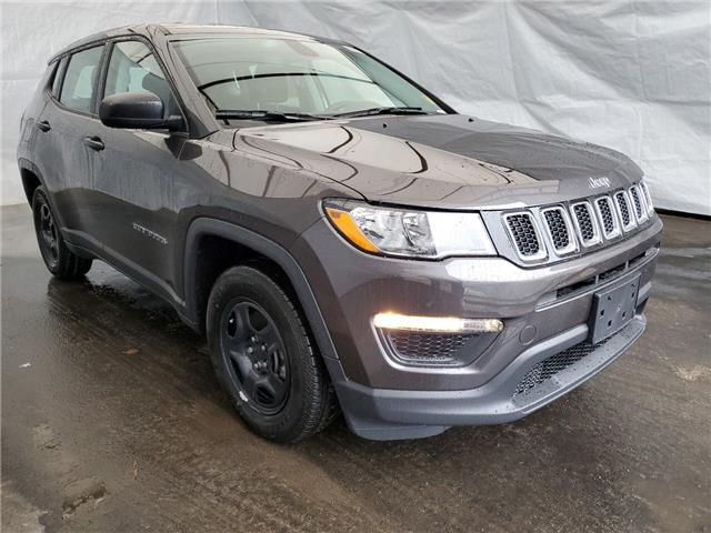 2020 Jeep Compass Sport (Stk: 201082) in Thunder Bay - Image 1 of 10