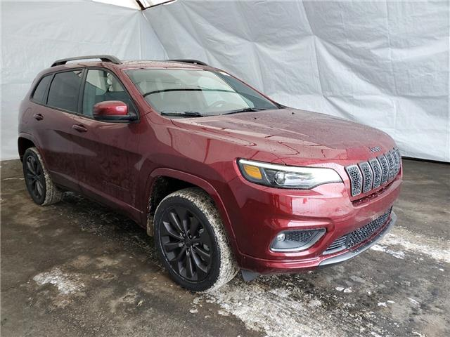 2020 Jeep Cherokee Limited (Stk: 201136) in Thunder Bay - Image 1 of 9
