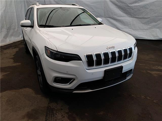 2020 Jeep Cherokee Limited (Stk: 201143) in Thunder Bay - Image 1 of 5
