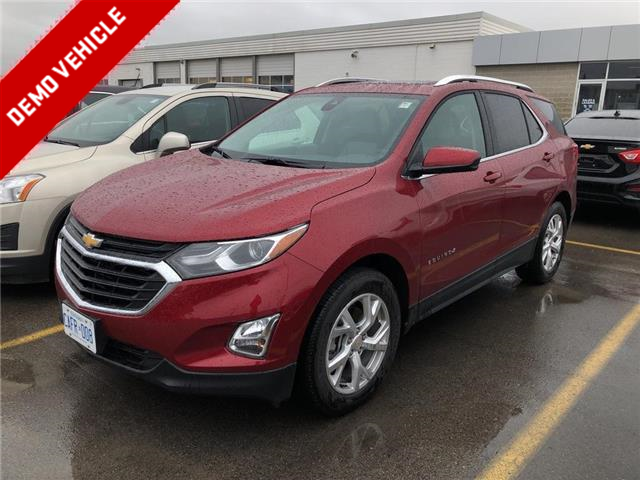 2020 Chevrolet Equinox LT (Stk: DL035) in Blenheim - Image 1 of 5