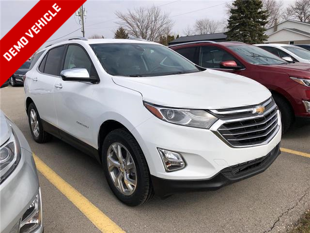 2020 Chevrolet Equinox Premier (Stk: L140) in Blenheim - Image 1 of 14