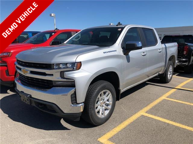 2020 Chevrolet Silverado 1500 LT (Stk: L125) in Blenheim - Image 1 of 5