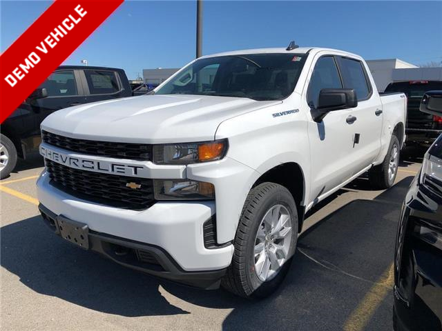 2020 Chevrolet Silverado 1500 Silverado Custom (Stk: L141) in Blenheim - Image 1 of 5