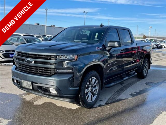 2021 Chevrolet Silverado 1500 RST (Stk: M048) in Blenheim - Image 1 of 28