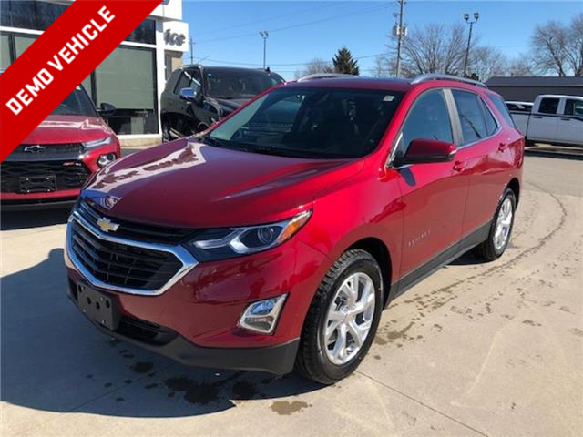 2021 Chevrolet Equinox LT (Stk: M034) in Blenheim - Image 1 of 15
