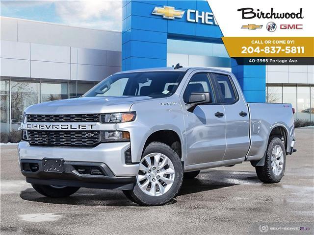 2019 Chevrolet Silverado 1500  (Stk: G19658) in Winnipeg - Image 1 of 30