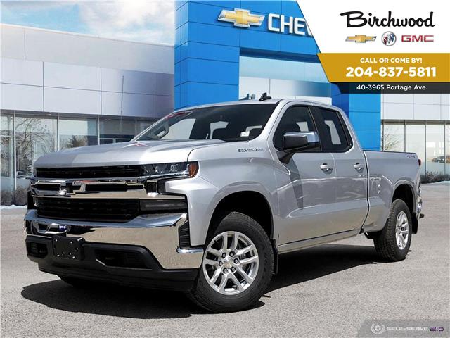 2019 Chevrolet Silverado 1500 LT (Stk: G19966) in Winnipeg - Image 1 of 27