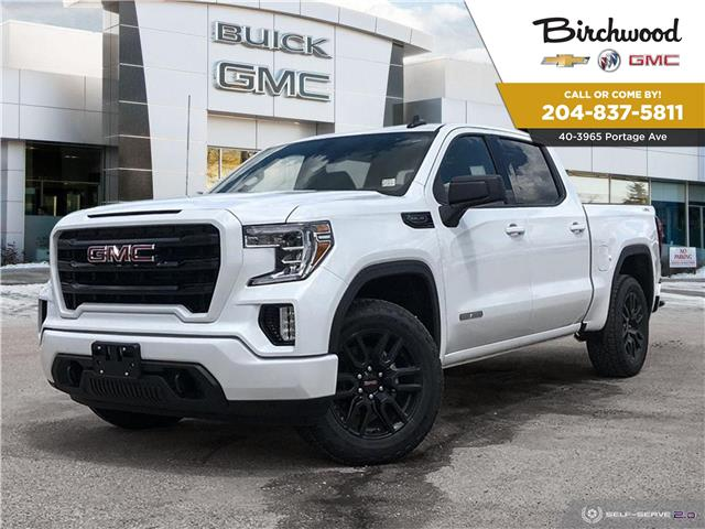 2019 GMC Sierra 1500 Elevation (Stk: G191045) in Winnipeg - Image 1 of 27
