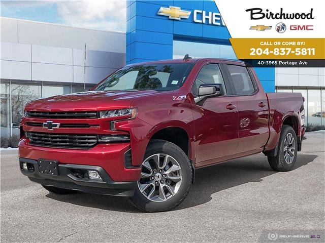 2019 Chevrolet Silverado 1500 RST (Stk: G191354) in Winnipeg - Image 1 of 27
