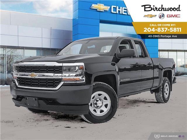 2019 Chevrolet Silverado 1500 LD WT (Stk: G191467) in Winnipeg - Image 1 of 27