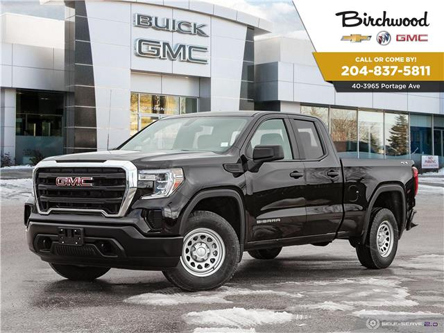 2019 GMC Sierra 1500 Base (Stk: G19689) in Winnipeg - Image 1 of 30