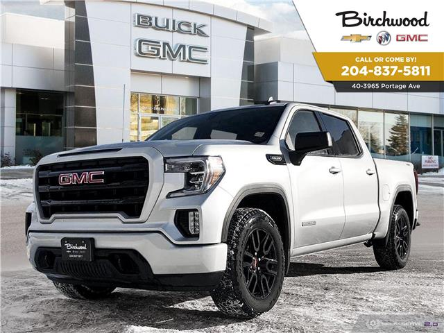 2019 GMC Sierra 1500 Elevation (Stk: G191062) in Winnipeg - Image 1 of 27