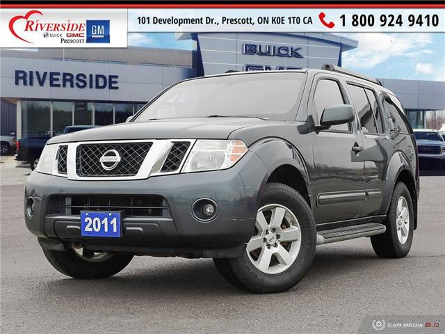 2011 Nissan Pathfinder LE (Stk: 19052A) in Prescott - Image 1 of 28