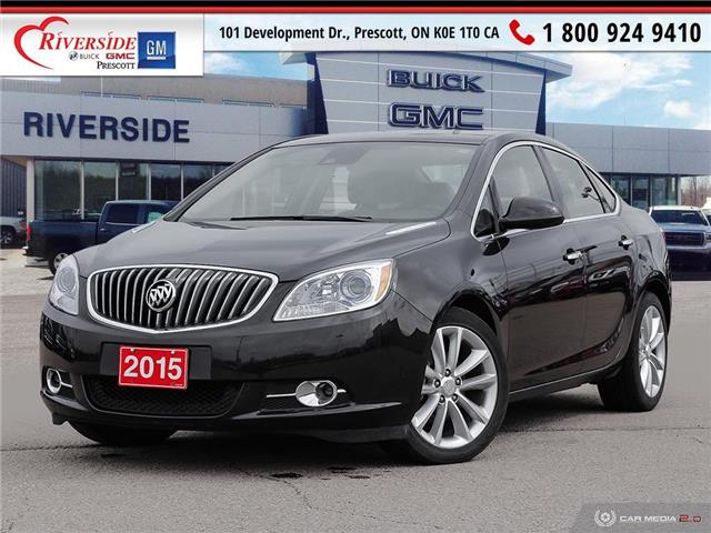 2015 Buick Verano Leather (Stk: Z19112A) in Prescott - Image 1 of 27