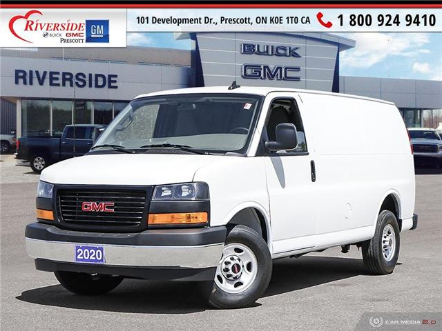 2020 GMC Savana 2500 Work Van (Stk: 4167A) in Prescott - Image 1 of 27