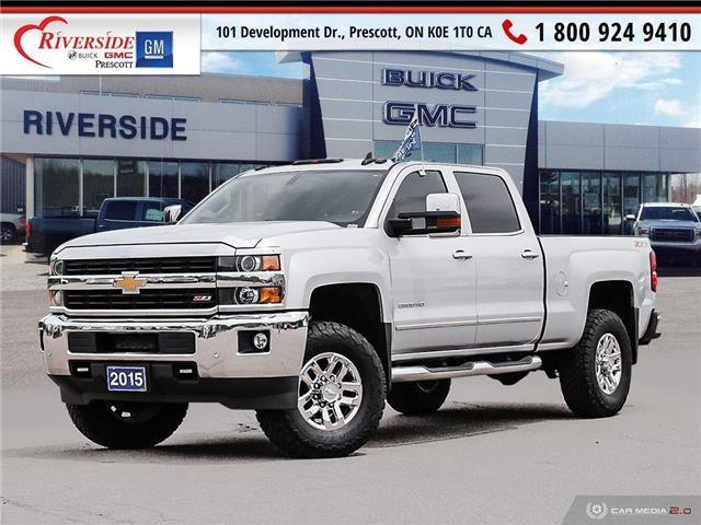2015 Chevrolet Silverado 2500HD LTZ (Stk: Z20054B) in Prescott - Image 1 of 27