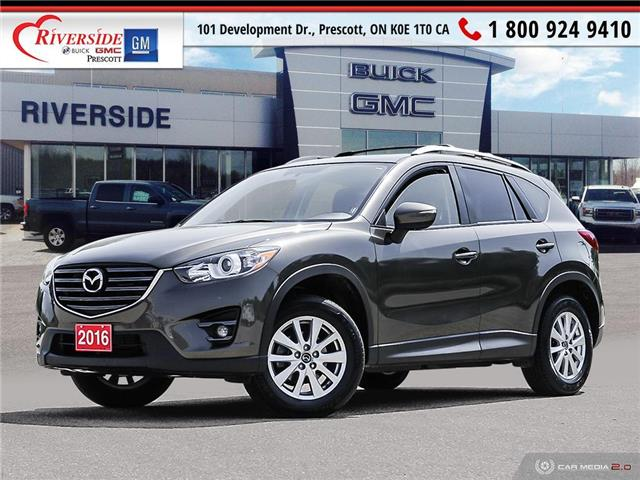 2016 Mazda CX-5 GS (Stk: 20107A) in Prescott - Image 1 of 27
