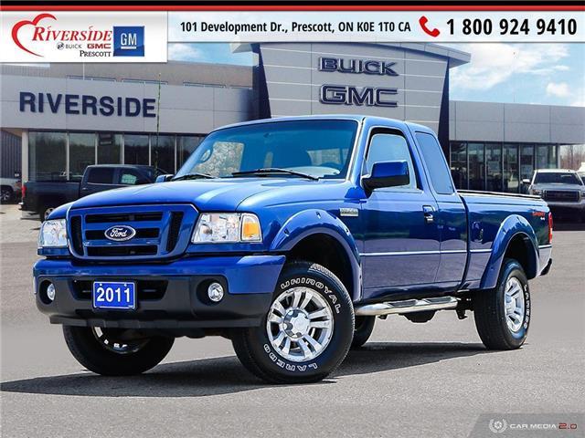2011 Ford Ranger Sport (Stk: Z20060B) in Prescott - Image 1 of 26