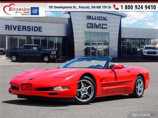 1998 Chevrolet Corvette Base (Stk: 20019A) in Prescott - Image 1 of 23
