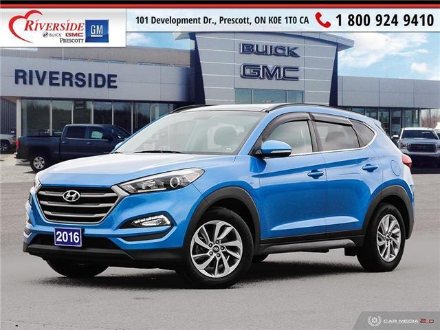 2016 Hyundai Tucson  (Stk: Z20051B1) in Prescott - Image 1 of 28