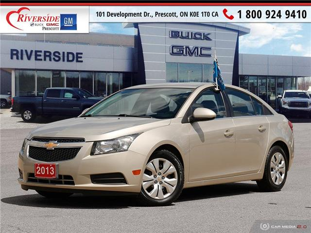 2013 Chevrolet Cruze LT Turbo (Stk: 4174B) in Prescott - Image 1 of 26