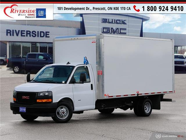 2019 GMC Savana Cutaway Work Van (Stk: 4175A) in Prescott - Image 1 of 23