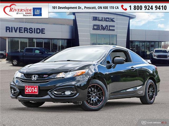 2014 Honda Civic Si (Stk: Z20112A) in Prescott - Image 1 of 27