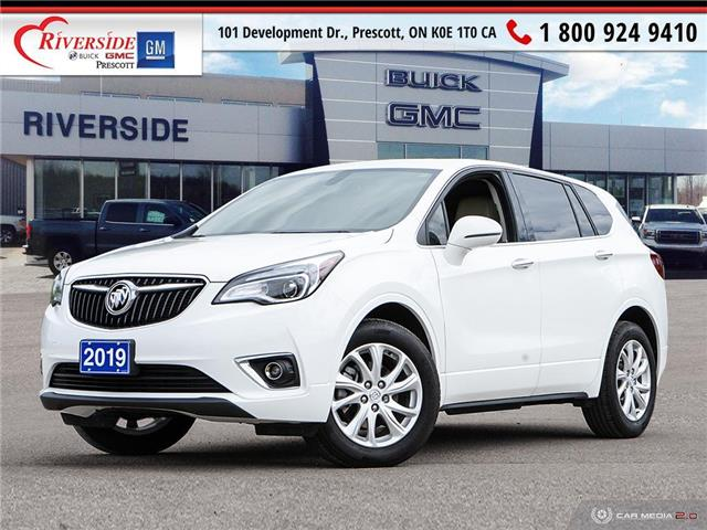 2019 Buick Envision Preferred (Stk: 4183A) in Prescott - Image 1 of 27
