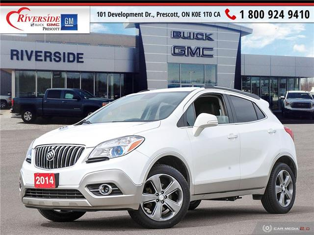 2014 Buick Encore Leather (Stk: 4176C) in Prescott - Image 1 of 27