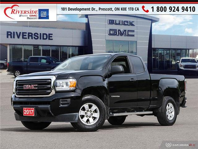2017 GMC Canyon Base (Stk: Z20125A) in Prescott - Image 1 of 27