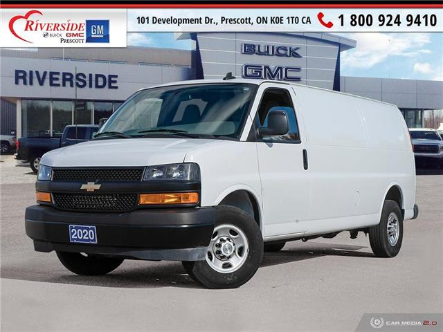 2020 Chevrolet Express 2500 Work Van (Stk: 4195A) in Prescott - Image 1 of 27