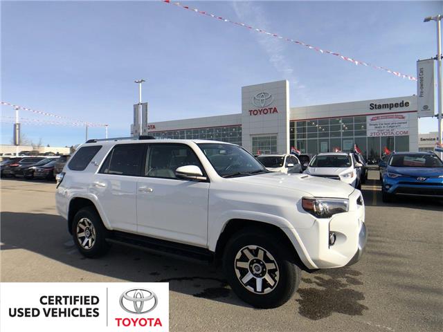 2018 Toyota 4Runner SR5 (Stk: 8964A) in Calgary - Image 1 of 29