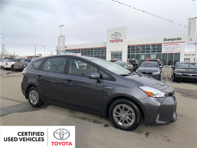 2016 Toyota Prius v  (Stk: 9035A) in Calgary - Image 1 of 26